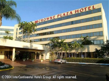 Hotel: Crowne Plaza Miami International Airport - FOTO 1