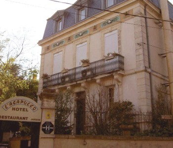 Hotel acapulco in montpellier compare prices for Restaurant la maison blanche montpellier