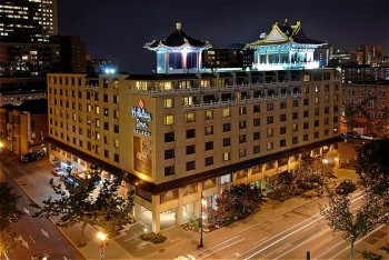 Hotel: Holiday Inn Select Montréal Centre Ville Downtown - FOTO 1