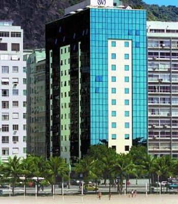 Hôtel: Windsor Excelsior Copacabana - FOTO 1