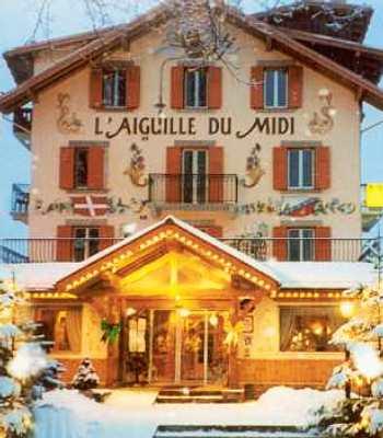 Hotel: L'Aiguille du Midi - FOTO 1