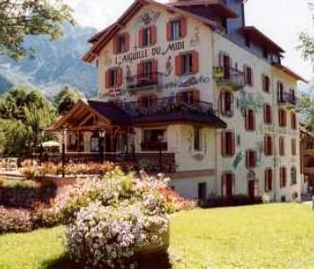 Hotel: L'Aiguille du Midi - FOTO 2