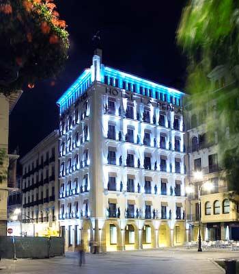 Hotel: Gran Hotel La Perla - FOTO 1