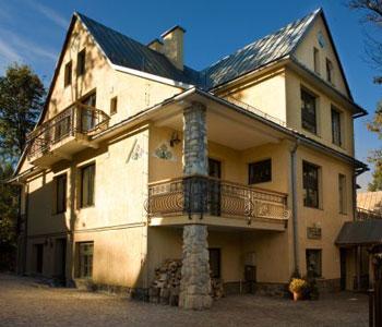 Hotel: Szarotka - FOTO 1