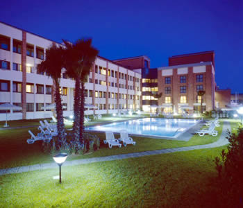 Hotel: Courtyard by Marriott Rome Airport - FOTO 1