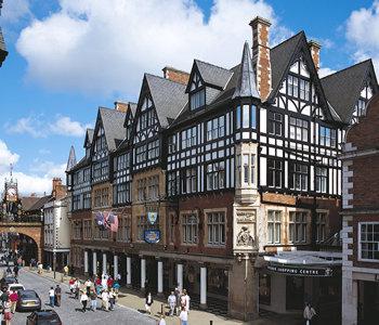 Hotel: Chester Grosvenor Hotel - FOTO 1