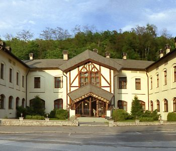 Hotel: Bankov - FOTO 1