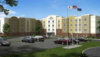 Hotel: Candlewood Suites Springfield - FOTO 1