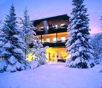 L'esterno in inverno