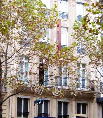 Hotel dacia luxembourg in paris compare prices for Best western le jardin de cluny