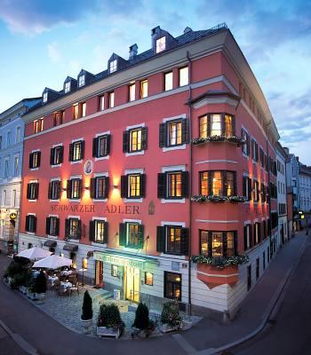 Hotel: Romantikhotel Schwarzer Adler - FOTO 1