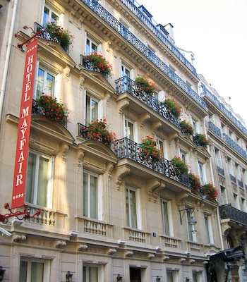 Hotel mayfair in paris compare prices for Appart hotel vendome