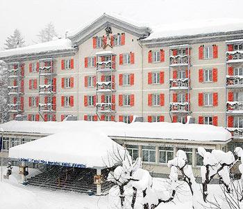 Hotel: Les Sources des Alpes - FOTO 1