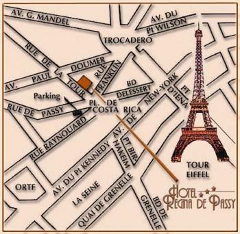 Hotel Regina De Passy In Paris Compare Prices