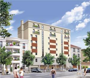 Residence: Appart'City Cap Affaires Clermont-Ferrand Pasteur - FOTO 1
