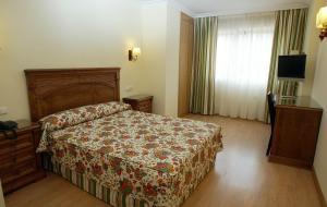 Hotel: Abadia Camino Santiago - FOTO 1