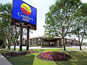 Hotel: Comfort Inn Winnipeg Airport - FOTO 1