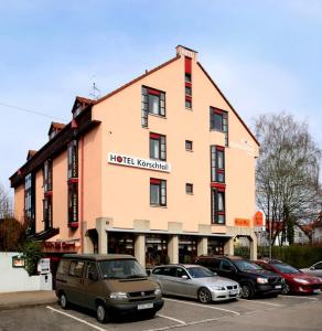 Hotel: Hotel Körschtal - FOTO 1