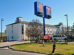 Motel: Motel 6 New Orleans - FOTO 1