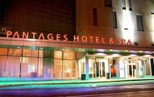 Hotel: Pantages Hotel Toronto Centre - FOTO 1