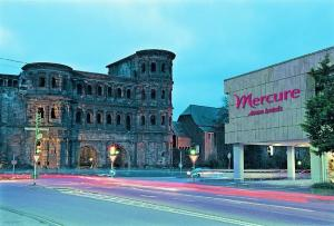 Mercure hotel trier porta nigra in trier compare prices for Beckers hotel trier germany