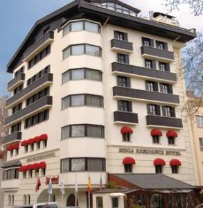 Hotel: Mega Residence Hotel - FOTO 1