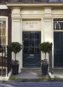Hotel: Hazlitt's - FOTO 1