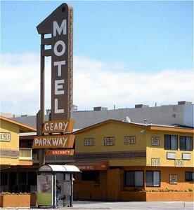 Hotel: Geary Parkway Motel - FOTO 1
