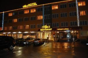 best western hotel city ost