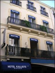 Hotel: Hotel Kalliste - FOTO 1