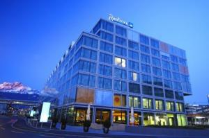 Hotel: Radisson Blu Hotel, Lucerne - FOTO 1