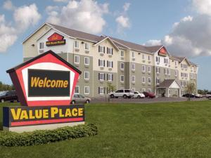 Hotel: Value Place Phoenix McDowell - FOTO 1