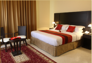Ferienwohnung: Emirates Stars Hotel Apartments Dubai - FOTO 4