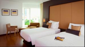 Hotel: Silq Bangkok Hotel - FOTO 3