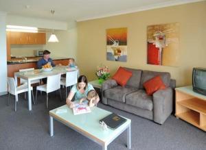 Hôtel: Central Hillcrest Apartments - FOTO 2