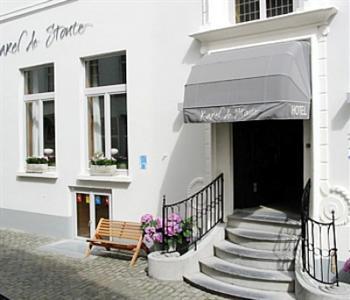 Hotel: Hotel Karel De Stoute Bruges - FOTO 1