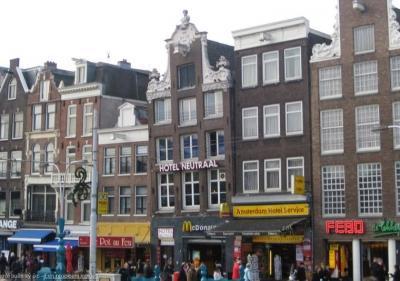 Hotel: Neutraal Hotel Amsterdam - FOTO 1