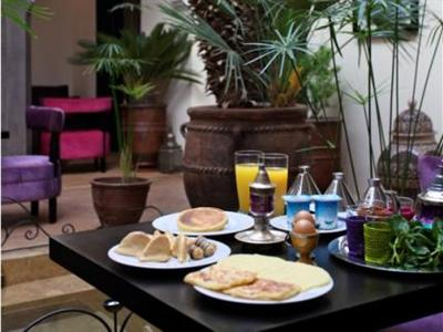 Hotel: Ryad Amiran Guest House Marrakech - FOTO 1
