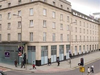 Hôtel: Premier Inn Edinburgh City Centre (Haymarket) - FOTO 1