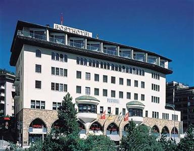 Hotel: Posthotel St. Moritz - FOTO 1