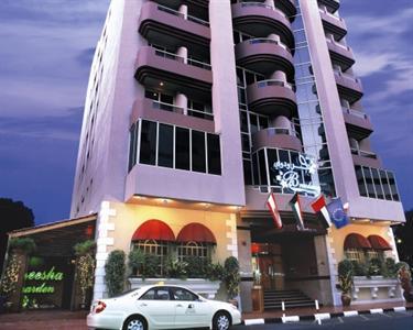 Hotel: Broadway Hotel Dubai - FOTO 1