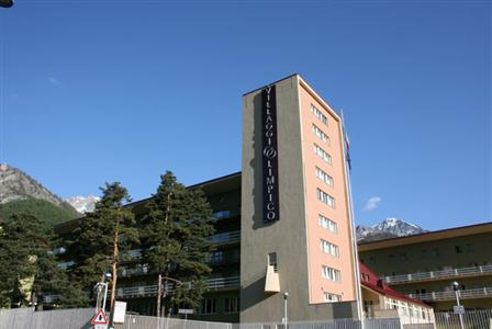Hotel: Hotel Villaggio Olimpico - FOTO 1