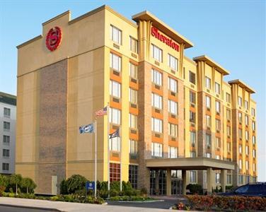 Sheraton hotel jfk airport new york city in new york for Hotels near new york airport jfk
