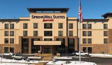 Springhill suites logan utah in logan for West motor logan utah