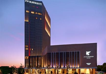 Hotel: JW Marriott Hotel Ankara - FOTO 1
