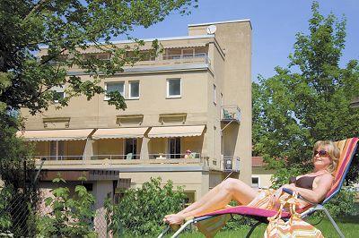 Hotel Pension Villa Spahn Bad Kissingen