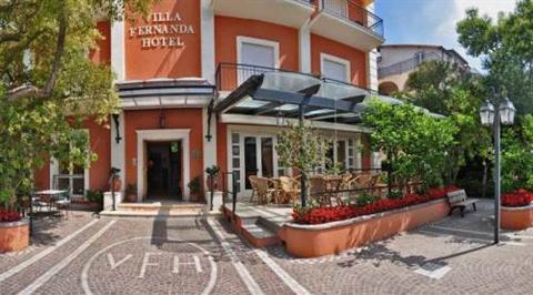 Hotel villa fernanda in massa lubrense compare prices - Dive residence massa lubrense ...