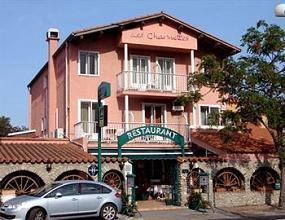 La Villa Restaurant Argeles Allee Des Pins