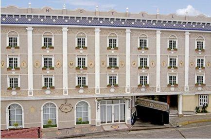 Villa las margaritas caxa hotel xalapa in xalapa for Hotel villa las margaritas xalapa