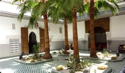 Hotel: Riad Tinmel Bed & Breakfast Marrakech - FOTO 1